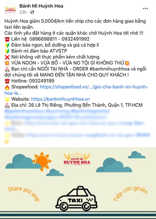 """Vừa """"chơi lớn"""" ship hàng bằng taxi, tiệm bánh mì sang chảnh nhất Sài Gòn đã phải đóng cửa: Lý do là gì? - Ảnh 1."""