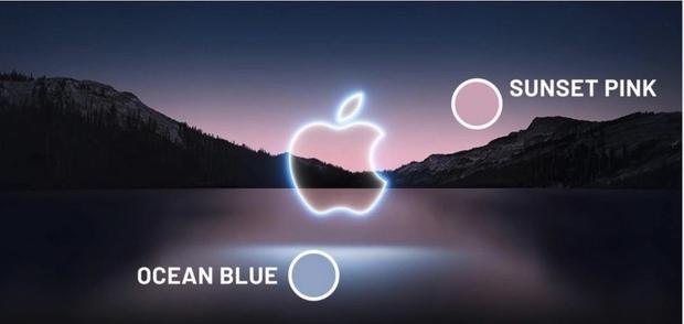 Trước ngày ra mắt, iPhone 13 lộ concept màu ocean blue giống hệt hint trên thư mời? - Ảnh 1.