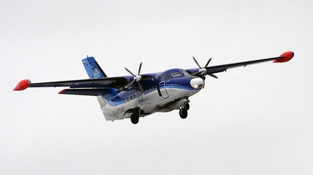 Tai nạn máy bay chở khách ở Siberia khiến 4 người thiệt mạng, 12 người bị thương - Ảnh 1.