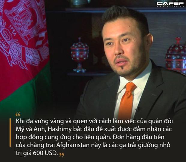 Các triệu phú 11/9 Afghanistan đua nhau mua dinh thự tại Dubai bằng tiền từ 2.200 tỷ USD chống khủng bố của người Mỹ - Ảnh 3.