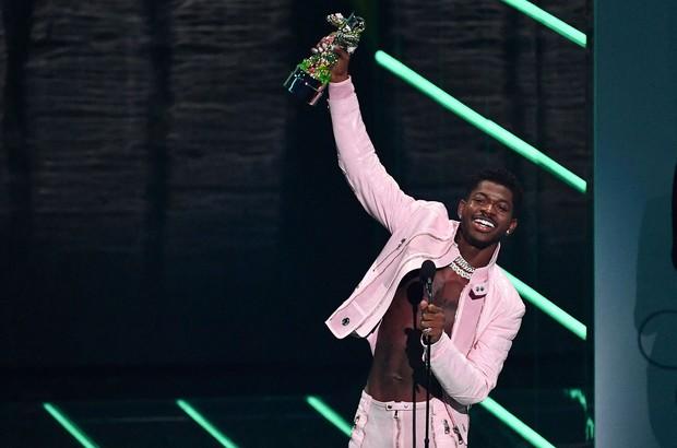 Kết quả MTV VMAs 2021: Justin Bieber chiến thắng tranh cãi, Cardi B có siêu hit WAP mà trắng tay, Olivia Rodrigo và BTS bội thu - Ảnh 4.