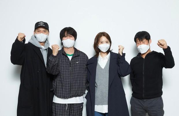 Yoona cày như trâu bò khi liên tục nhận 5 phim, yêu Lee Jong Suk chưa xong đã chốt kéo với trai đẹp mới - Ảnh 4.