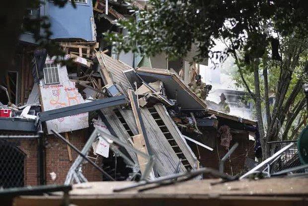Mỹ: Nổ lớn làm rung chuyển tòa nhà chung cư ở ngoại ô Atlanta, khiến 4 người bị thương - Ảnh 2.