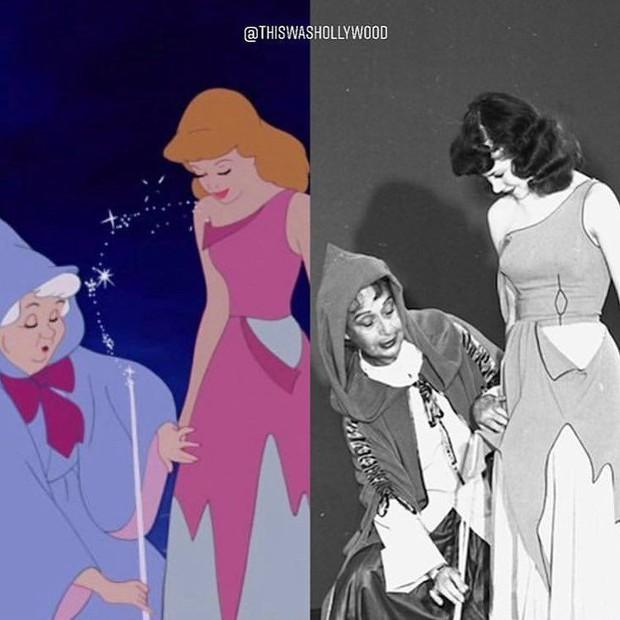 Loạt mỹ nhân là cảm hứng đời thật của các công chúa Disney, nhan sắc ngút ngàn nhất có phải là Bạch Tuyết? - Ảnh 3.