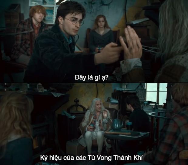 Ngất xỉu khi tên riêng trong Harry Potter được phiên âm Hán Việt: Xoắn hết cả lưỡi, nghe tên Hogwarts hết muốn đi học! - Ảnh 3.