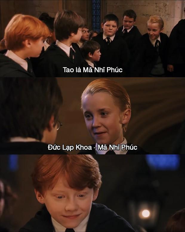 Ngất xỉu khi tên riêng trong Harry Potter được phiên âm Hán Việt: Xoắn hết cả lưỡi, nghe tên Hogwarts hết muốn đi học! - Ảnh 5.