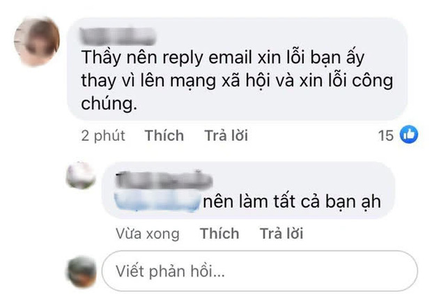 Nam MC VTV mỉa mai sinh viên nghỉ học có làm em đỡ buồn hơn không chính thức lên tiếng xin lỗi nhưng vẫn gây phẫn nộ vì lý do này - Ảnh 2.