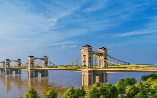 Hà Nội sắp có cây cầu 8.900 tỷ đồng nối quận Hoàn Kiếm với Long Biên - Ảnh 1.