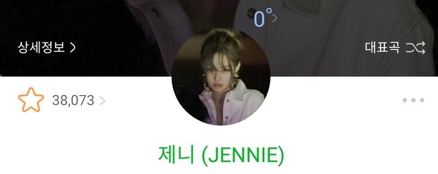 Xếp hạng lượng fan cá nhân của BLACKPINK trên Melon: Jennie không phải hạng 1, Jisoo bét bảng nhưng được khen quá đỉnh? - Ảnh 4.