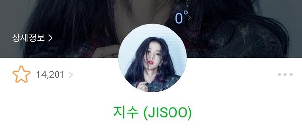 Xếp hạng lượng fan cá nhân của BLACKPINK trên Melon: Jennie không phải hạng 1, Jisoo bét bảng nhưng được khen quá đỉnh? - Ảnh 6.