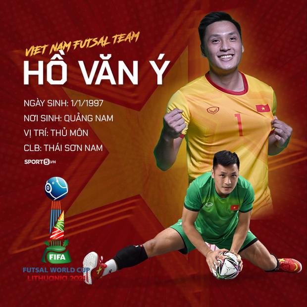 World Cup 2021: Tiến lên, những chiến binh áo đỏ của ĐT futsal Việt Nam! - Ảnh 1.