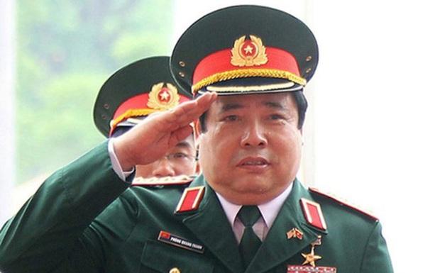 Đại tướng Phùng Quang Thanh được an táng tại nghĩa trang quê nhà - Ảnh 1.