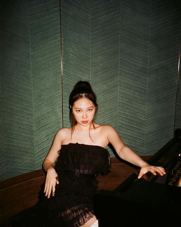 Con gái 17 tuổi xinh đẹp, chân dài như siêu mẫu của ông hoàng võ thuật Chân Tử Đan - Ảnh 2.