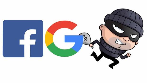 Facebook và Google hoá thân thành những con lừa khi mất 122 triệu USD để trả cho những hoá đơn khống - Ảnh 1.