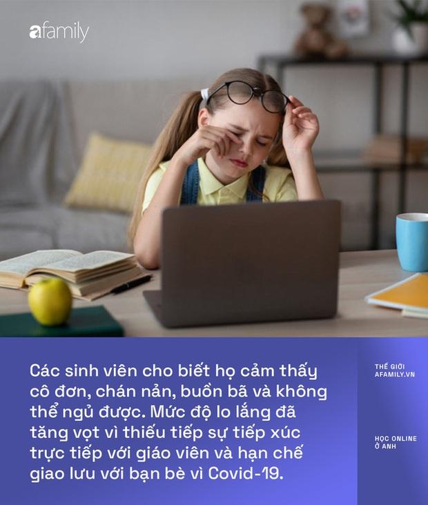 Học online mùa dịch ở Anh: Muôn vàn bất cập khiến phụ huynh đau đầu, học sinh chán nản đến giáo viên cũng cần tư vấn tâm lý - Ảnh 2.