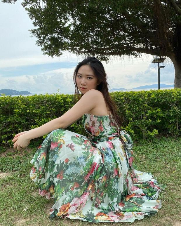 Con gái 17 tuổi xinh đẹp, chân dài như siêu mẫu của ông hoàng võ thuật Chân Tử Đan - Ảnh 11.