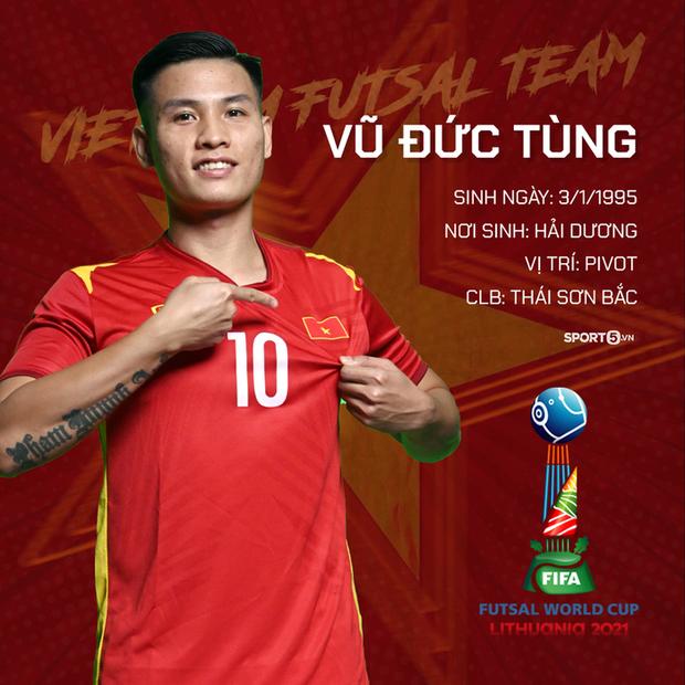 World Cup 2021: Tiến lên, những chiến binh áo đỏ của ĐT futsal Việt Nam! - Ảnh 14.