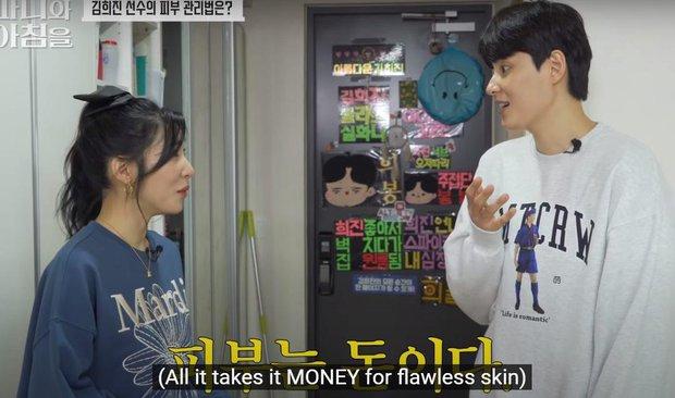 Tiffany (SNSD) gây xôn xao khi phát biểu: Da em đẹp là nhờ tiền cả đấy, tiền không nói dối - Ảnh 3.