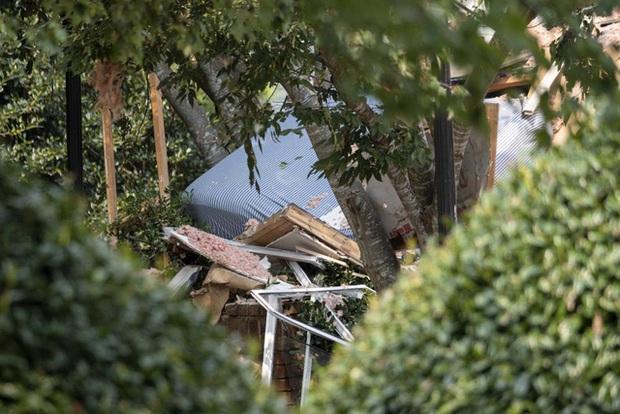 Mỹ: Nổ lớn làm rung chuyển tòa nhà chung cư ở ngoại ô Atlanta, khiến 4 người bị thương - Ảnh 5.