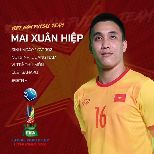 World Cup 2021: Tiến lên, những chiến binh áo đỏ của ĐT futsal Việt Nam! - Ảnh 4.