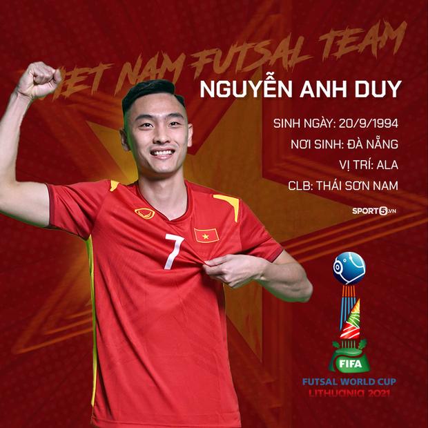 World Cup 2021: Tiến lên, những chiến binh áo đỏ của ĐT futsal Việt Nam! - Ảnh 5.