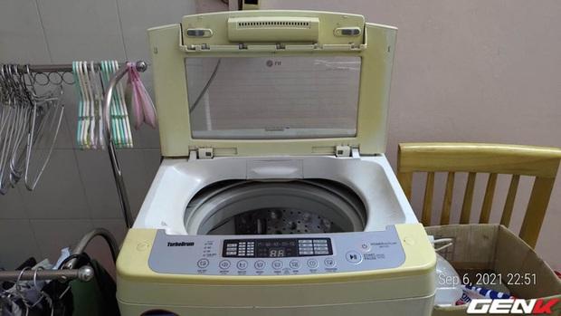 Đời tôi 3 nhà đều dùng máy giặt cửa trên, dễ hiểu vì sao vẫn đầy người chọn mua dù không xịn bằng máy giặt cửa ngang - Ảnh 6.