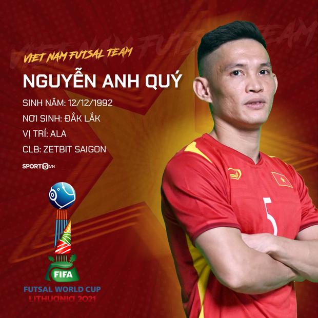 World Cup 2021: Tiến lên, những chiến binh áo đỏ của ĐT futsal Việt Nam! - Ảnh 6.