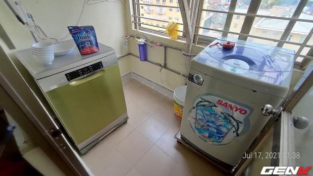 Đời tôi 3 nhà đều dùng máy giặt cửa trên, dễ hiểu vì sao vẫn đầy người chọn mua dù không xịn bằng máy giặt cửa ngang - Ảnh 7.
