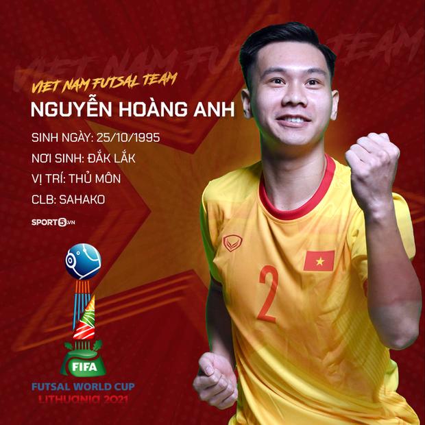 World Cup 2021: Tiến lên, những chiến binh áo đỏ của ĐT futsal Việt Nam! - Ảnh 7.