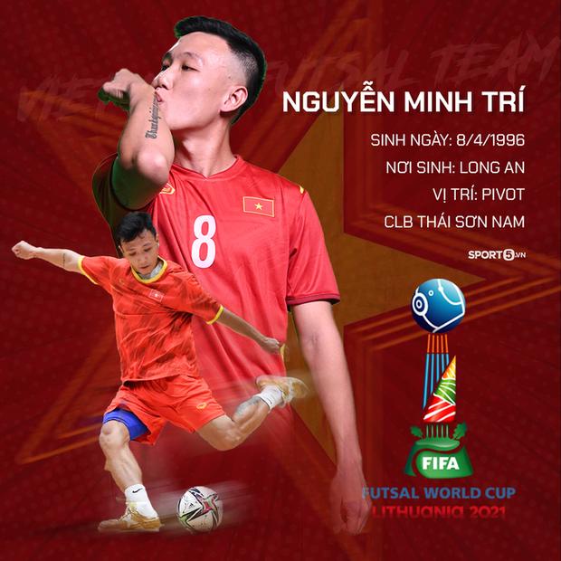 World Cup 2021: Tiến lên, những chiến binh áo đỏ của ĐT futsal Việt Nam! - Ảnh 8.