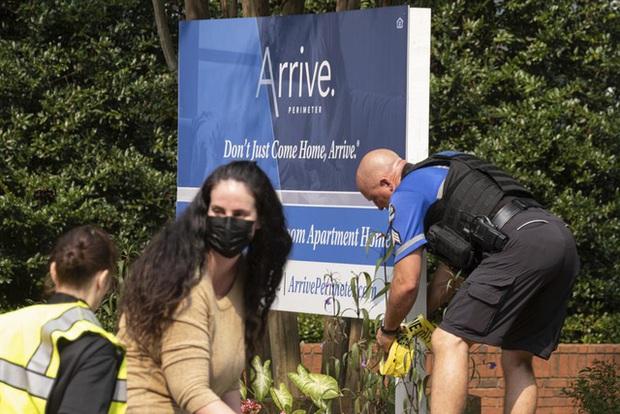 Mỹ: Nổ lớn làm rung chuyển tòa nhà chung cư ở ngoại ô Atlanta, khiến 4 người bị thương - Ảnh 11.