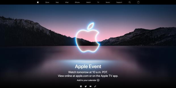 Cách xem trực tiếp sự kiện ra mắt iPhone 13 vào 0h đêm nay! - Ảnh 3.