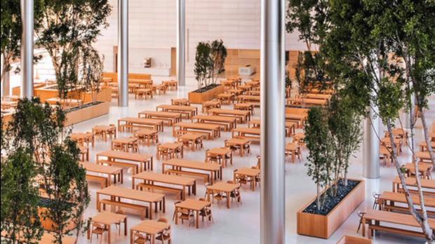 Cận cảnh Apple Park: Văn phòng đẹp nhất thế giới trị giá 5 tỷ USD, nơi tổ chức buổi ra mắt iPhone 13 đêm nay! - Ảnh 10.