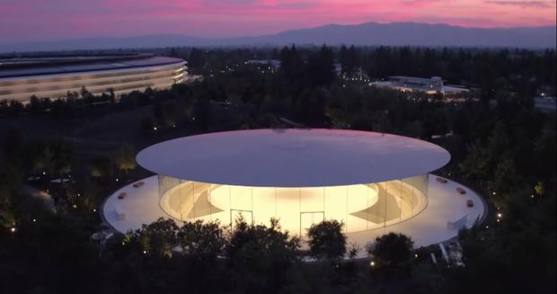Cận cảnh Apple Park: Văn phòng đẹp nhất thế giới trị giá 5 tỷ USD, nơi tổ chức buổi ra mắt iPhone 13 đêm nay! - Ảnh 12.