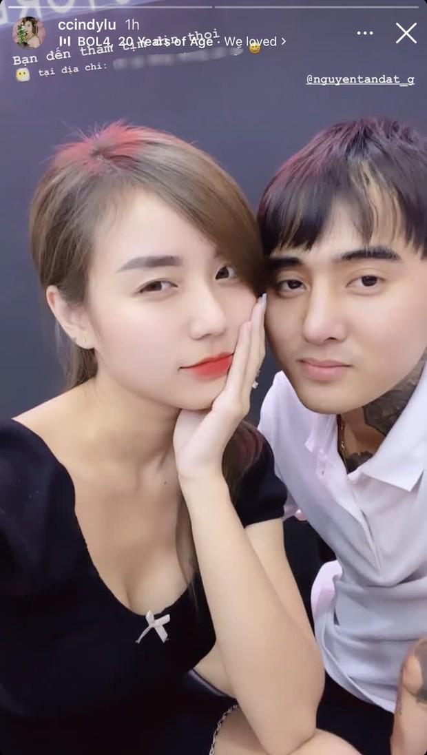 Cindy Lư bỗng nói về người yêu cũ, đang nhắc đến Hoài Lâm hay Đạt G? - Ảnh 8.