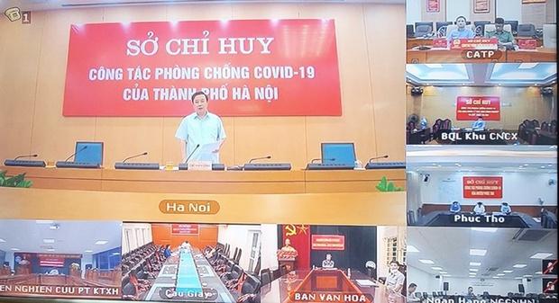 Hà Nội gợi ý từ bây giờ vùng cam và xanh cần mạnh dạn sản xuất, kinh doanh - Ảnh 2.