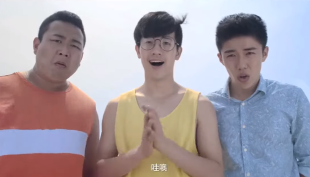 Phiên bản Doraemon người thật băm nát nguyên tác của xứ Trung: Dàn nhân vật già khằn, Suneo (Xêkô) đẹp trai nhất hội? - Ảnh 8.
