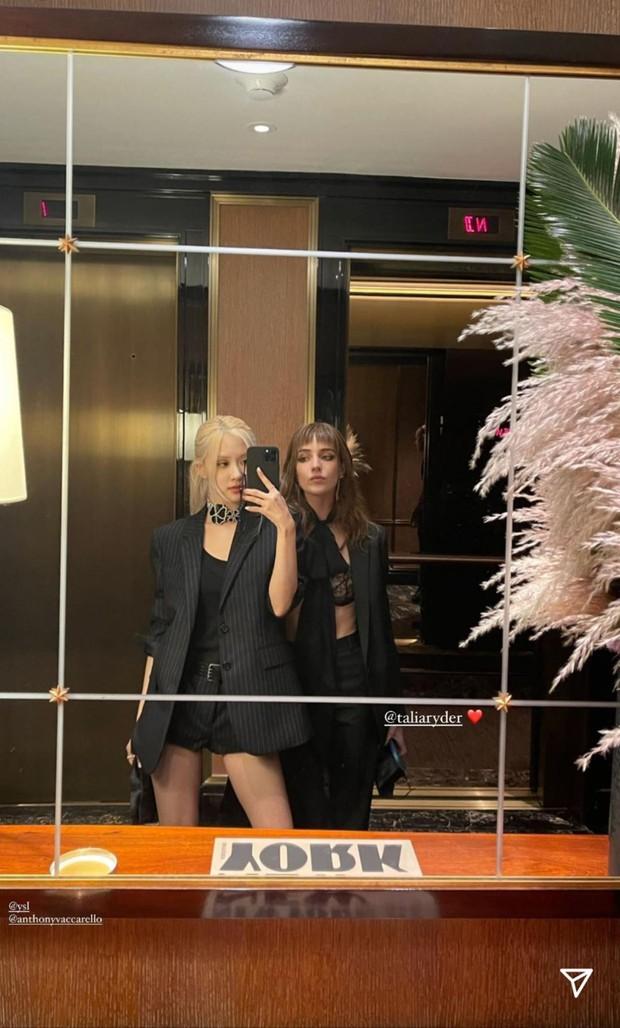 Điều gì sẽ xảy ra khi Rosé tham dự buổi MET Gala After Party do Rihanna làm chủ trì? - Ảnh 5.
