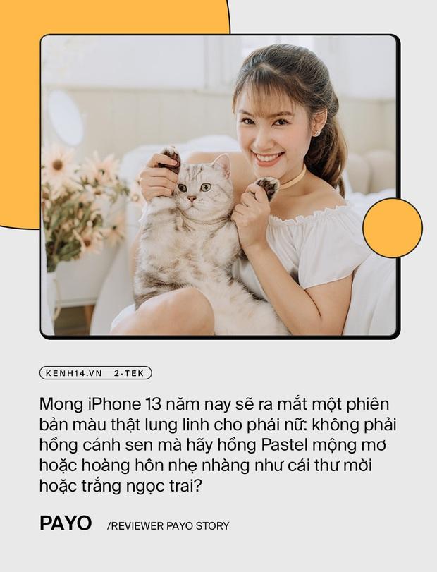 Trước giờ ra mắt iPhone 13, trai xinh gái đẹp làng công nghệ nói gì về siêu phẩm này? - Ảnh 3.
