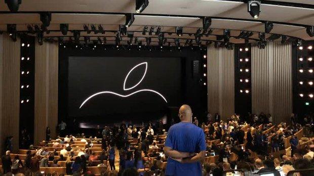 Cận cảnh Apple Park: Văn phòng đẹp nhất thế giới trị giá 5 tỷ USD, nơi tổ chức buổi ra mắt iPhone 13 đêm nay! - Ảnh 18.
