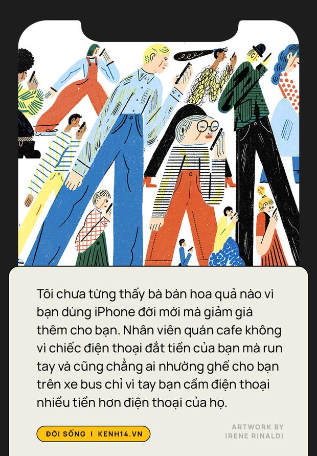iPhone giá 50 triệu - bằng cả mấy tháng lương nhưng tại sao nhiều người vẫn đổ xô mua không tính toán? - Ảnh 3.