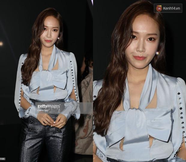 Phóng viên bóc nhan sắc mỹ nhân Kpop ở sự kiện quốc tế: Rosé lộ khuyết điểm, Jessica - Krystal dừ chát, riêng Jennie và Suzy khác hẳn - Ảnh 8.