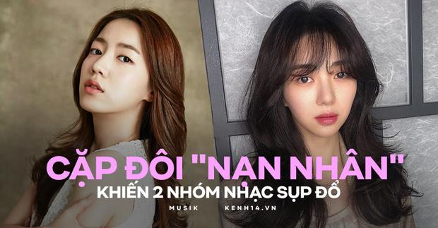Mina và Hwayoung: Bộ đôi mang tiếng trà xanh - rắn độc mang đến cái kết đầy tiếc nuối cho 2 nhóm nhạc nổi tiếng - Ảnh 1.