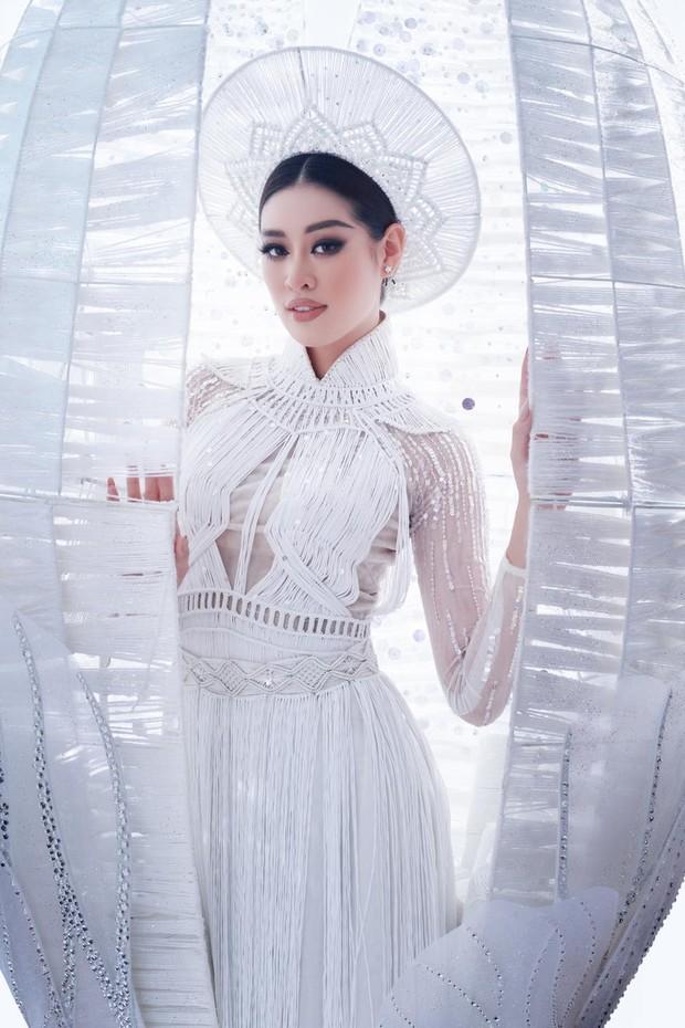Khánh Vân được vinh danh vào Top 20 Hoa hậu của các Hoa hậu - Ảnh 2.