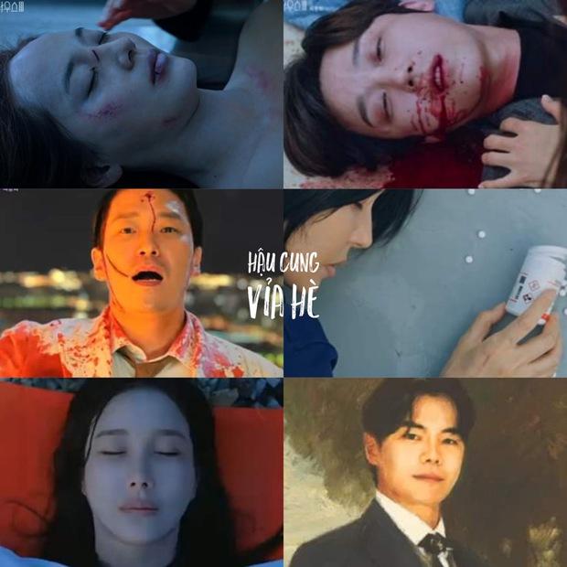 5 mô-típ phim Hàn khiến khán giả điên tiết: Kết lãng xẹt chưa tức bằng màn khai tử nhân vật yêu thích - Ảnh 14.