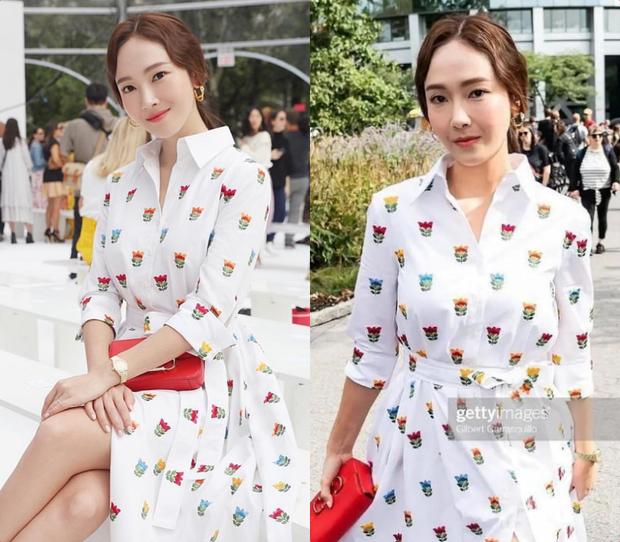 Phóng viên bóc nhan sắc mỹ nhân Kpop ở sự kiện quốc tế: Rosé lộ khuyết điểm, Jessica - Krystal dừ chát, riêng Jennie và Suzy khác hẳn - Ảnh 7.