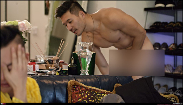 Hot boy thể hình gây nóng mắt bởi những màn... cởi đồ tuốt tuồn tuột trước mặt giới siêu giàu - Ảnh 5.