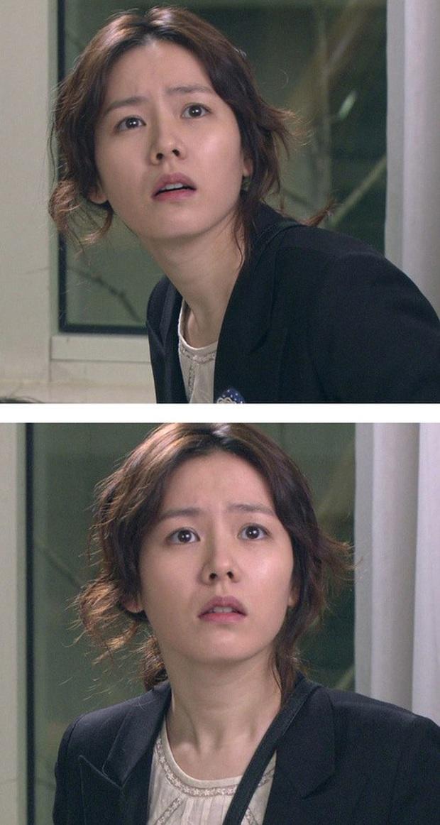 Son Ye Jin từng gây sốc nặng với vẻ ngoài già nua, tóc tai bù xù, phim nào đã hại chị đẹp thế này? - Ảnh 4.