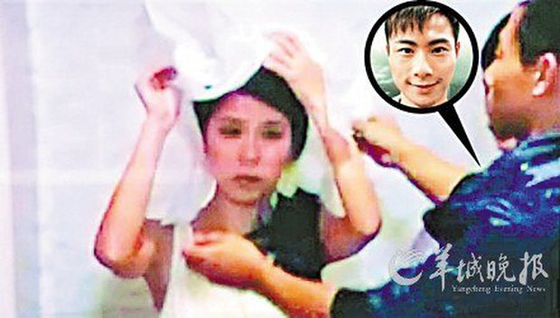 Sao nữ Hoa ngữ bị đạo diễn đập đầu vào tường: Quay mãi 1 cảnh không đạt, thủ phạm tỏ vẻ thách thức và cái kết gây phẫn nộ - Ảnh 3.