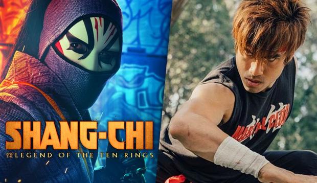 Hóa ra tài tử phản diện Shang-Chi là người Việt: Tự học võ xuất sắc đến độ hợp tác với Thành Long, visual thế này mà phim dám che mặt! - Ảnh 1.
